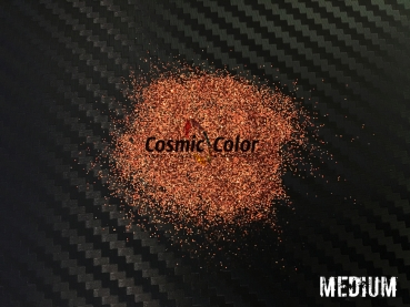 Metal Flakes Glimmer Autumn Orange (80g)