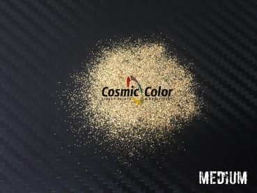 Metal Flakes Glimmer Light Gold (80g)