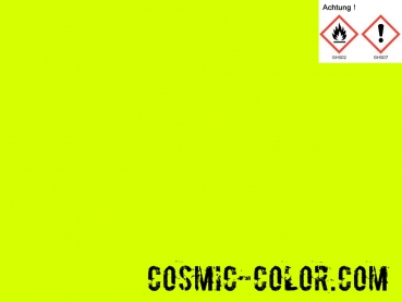 Tagesleuchtfarbe Neon Colors Leuchtgelb (RAL 1026)
